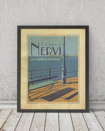 Genova Nervi | STAMPA | Vimages - Immagini Originali in stile Vintage