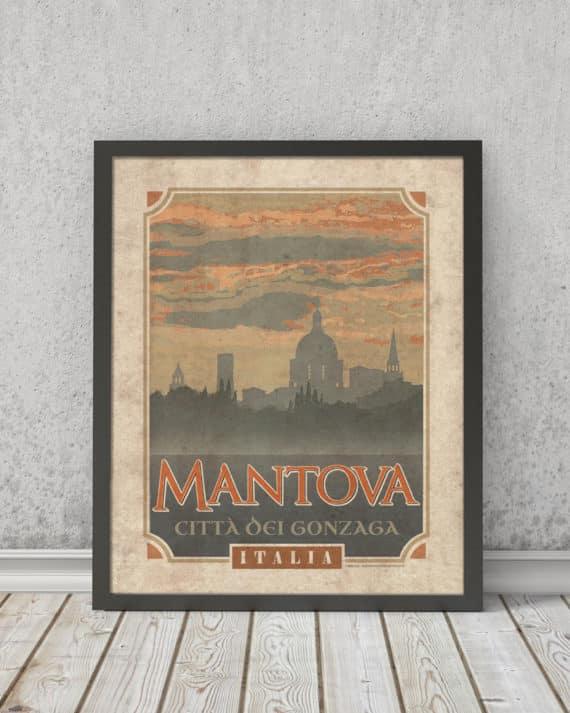 Mantova | STAMPA | Vimages - Immagini Originali in stile Vintage