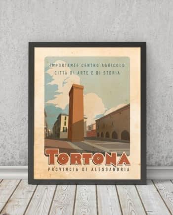 Tortona | STAMPA | Vimages - Immagini Originali in stile Vintage