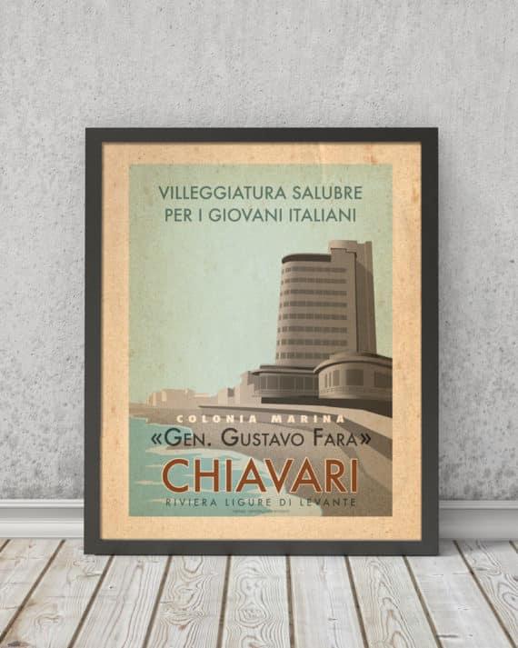 Chiavari | STAMPA | Vimages - Immagini Originali in stile Vintage